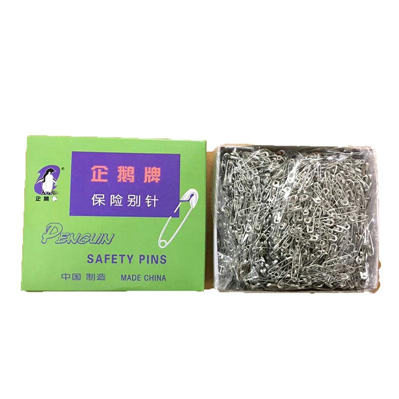 NICKEL SAFETY PINS